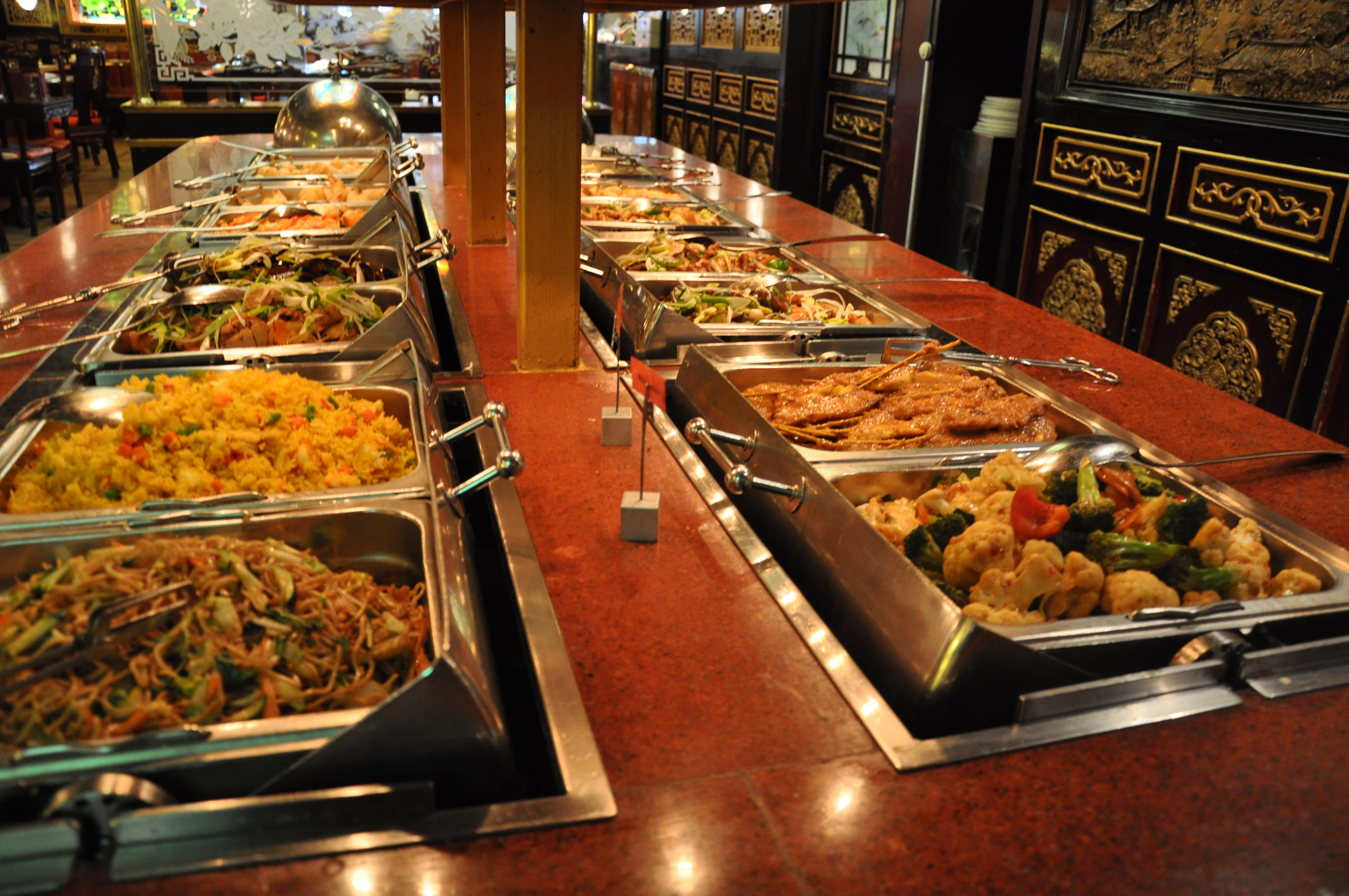 mongolisk restaurang malmö